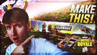 How To Make A Fortnite Youtube Banner In Photoshop! + FREE TEMPLATE DOWNLOAD