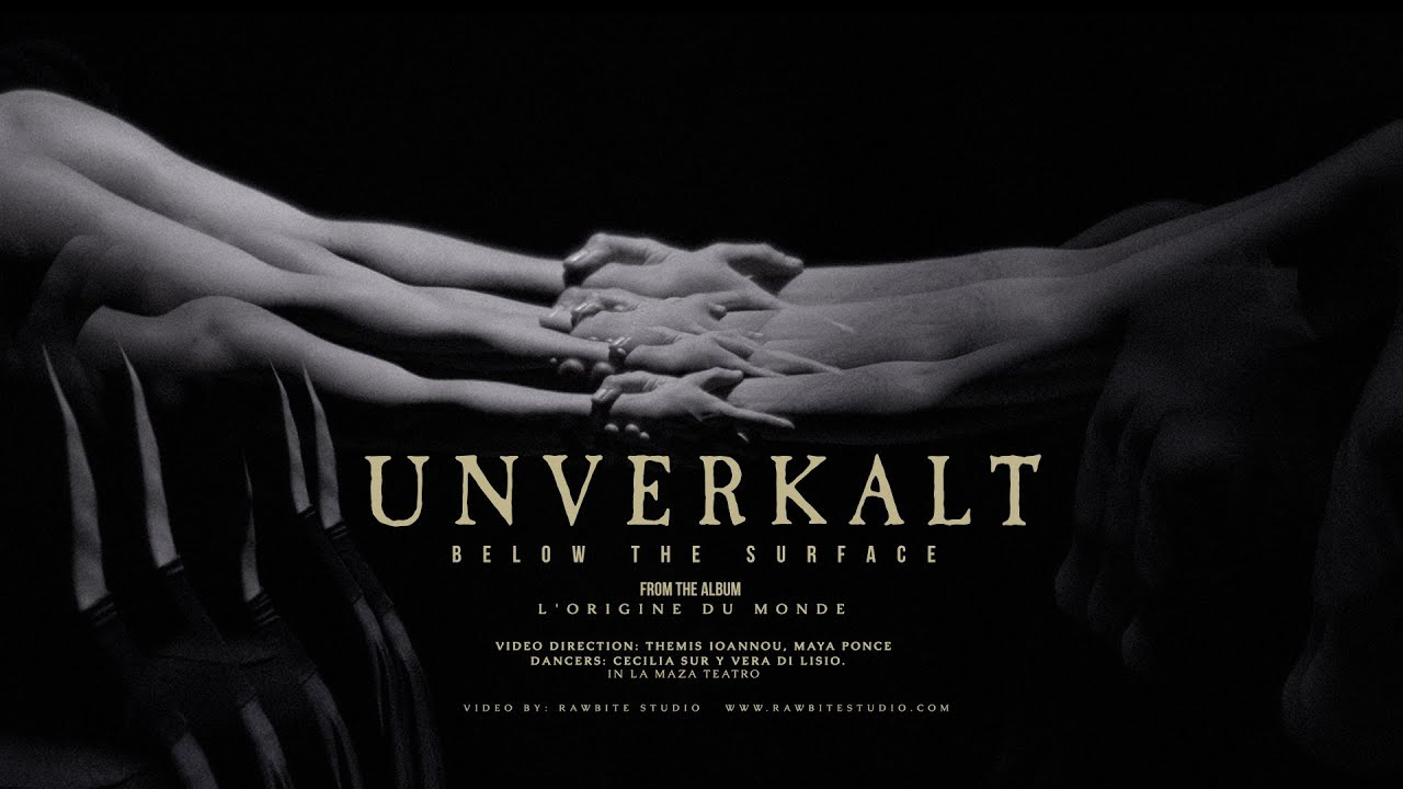 Music of the Day: Unverkalt - Below the Surface