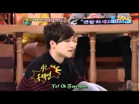 [BBVN][Vietsub] Taecyeon and Dae Sung Garden scene [11.04.11]
