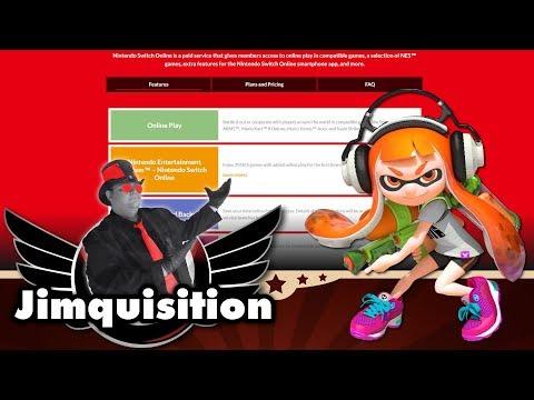 Switch Online Makes Nintendo Look Weak (The Jimquisition)