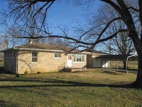 4501  Maple Hill Rd New Harmony, Indiana 47631 MLS# 201603650