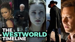 The Westworld Timeline In Its True Order