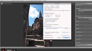 VeiwNX 2 Tutorials: Image conversion and resizing (Thai)