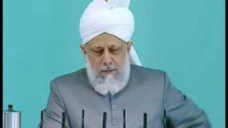 Friday Sermon: 8th May 2009 - Part 4 (Urdu)