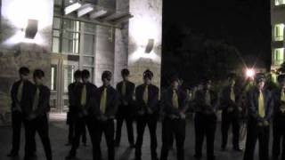 Emory Xi Kappa Charter Class Probate (Part 1: Greetings)