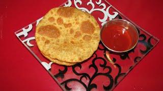 Aloo ki kachori recipe in hindi/Stuffed aloo puri recipe/How to make aloo kachori recipe in hindi