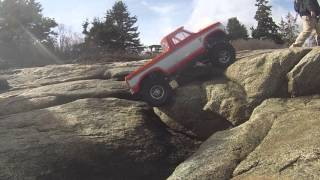 Crawling Reid State Park 2.21.16 Part 8
