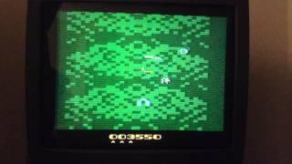 Xevious on Atari 2600