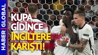 Kupayı Kaybeden İngiltere'de Futbolculara Skandal Saldırı: Ülkemden Git, Nijerya'ya Geri Dön!