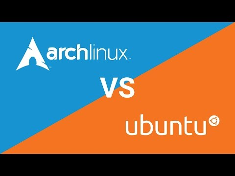 Arch Linux VS Ubuntu: is there a best one?