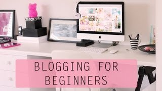 How to start a Blog - Beginners Guide thumbnail