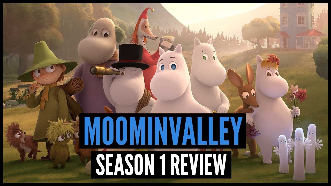 Moominvalley Season 1 Review – Osaka Ghoul