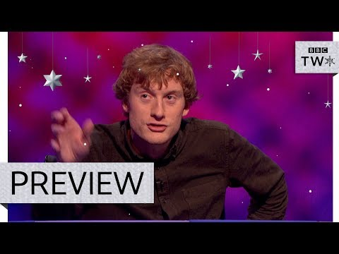 James struggles to buy a Christmas tree - Mock the Week: Christmas 2017 - BBC Two