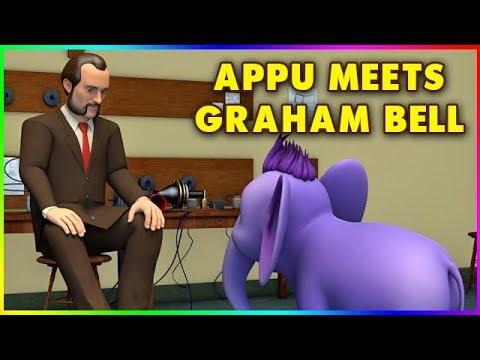 Appu Meets Graham Bell (4K)