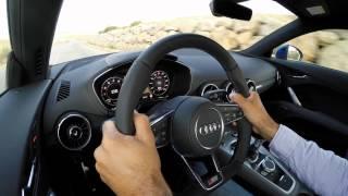 Nowe Audi TT i TTS