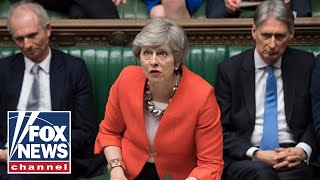 Theresa May's Brexit deal rejected by parliament