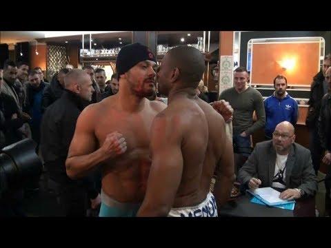 Quand les Combattants se clashent (boxe, MMA)
