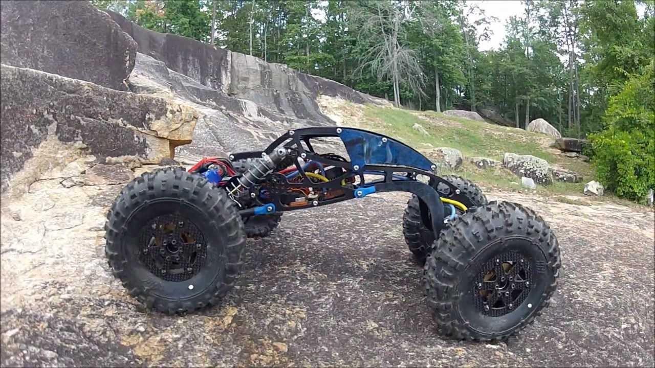 4x4 rc crawler with Watch on Watch together with 278681 1985 Chevy Truck Mud Truck Rock Crawler 350 Interco 35quot 4x4 Project 4wd besides Watch as well 3d Printed Rc Micro Rock Crawler likewise RC D90 Crawler Land Rover Defender.