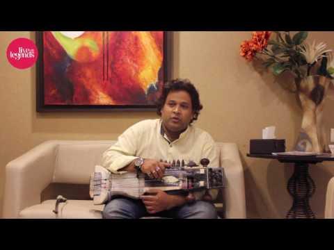 Ustad Dilshad Khan at ENZY Studios