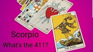 Scorpio LOVE Nov. 2019 * Say what you need to say!