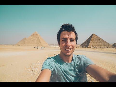 WYLĄDOWAŁEM NA PUSTYNI [Kair Vlog 016]