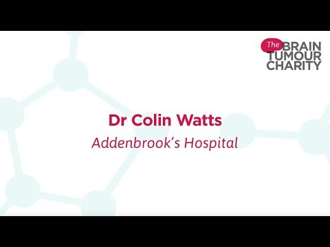 Ask the Researcher | Dr Colin Watts | Clinical Updates from the Recent UK Brain Cancer Summit