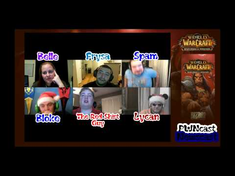 """World of Warcraft Podcast - Episode 35 """"The Red Shirt Guy"""""""
