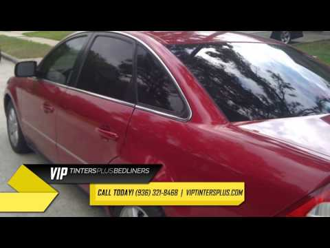 Vip Tinters Plus Bedliners | Auto Glass/Tint in Conroe