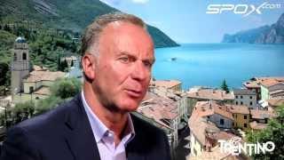 Karl-Heinz Rummenigge über Pep Guardiola: