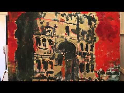 Jonathan Shimony - Painter, Sculptor, Print Maker