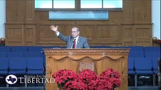 Pastor Roy Carrizales -