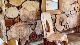Что можно сделать из дров и неликвида древесины.