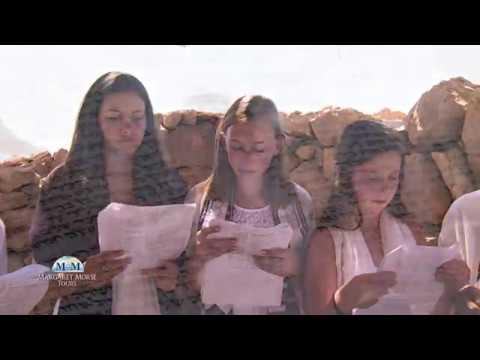 Israel With Margaret Morse Tours - Bar/Bat Mitzvah Celebration Clip