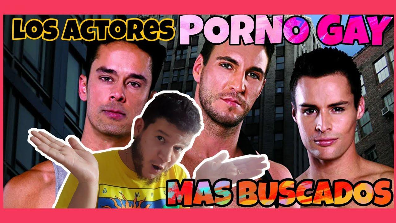Actores Porno Gay Top actores porno gay más buscados