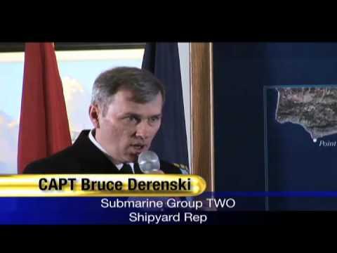 Show 73 Captain Derenski on Submarine Construction and PCU California