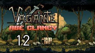AbeClancy Plays: Vagante - 12 - Swim Swim Hungry