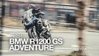 TEST | BMW R 1200 GS Adventure 2014