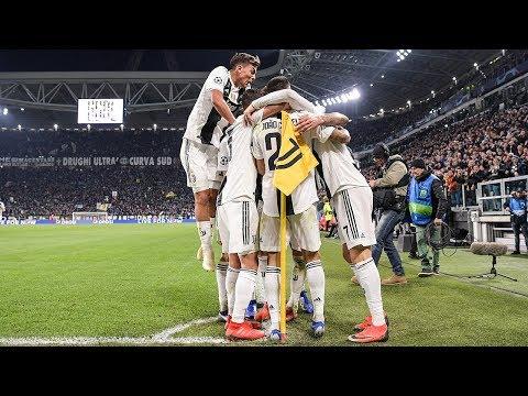#GETREADY   Every Juventus 2018-19 Champions League goal so far!