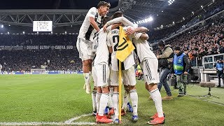 #GETREADY | Every Juventus 2018-19 Champions League goal so far!