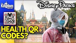 Will Health QR Codes Be Required To Visit Walt Disney World?