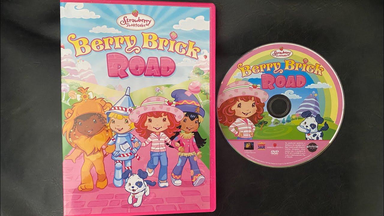 Strawberry Shortcake Berry Brick Road