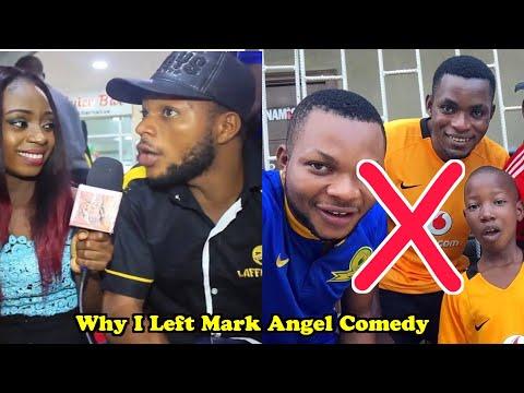 5 Sad Truth Why Denilson Igwe Left Mark Angel Comedy