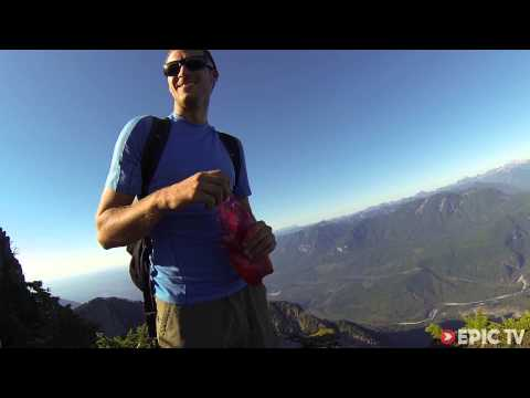 First Ever BASE Jump & Wingsuit Off Washington Cliff | Mountain Flying USA with Sean Leary, Ep. 2