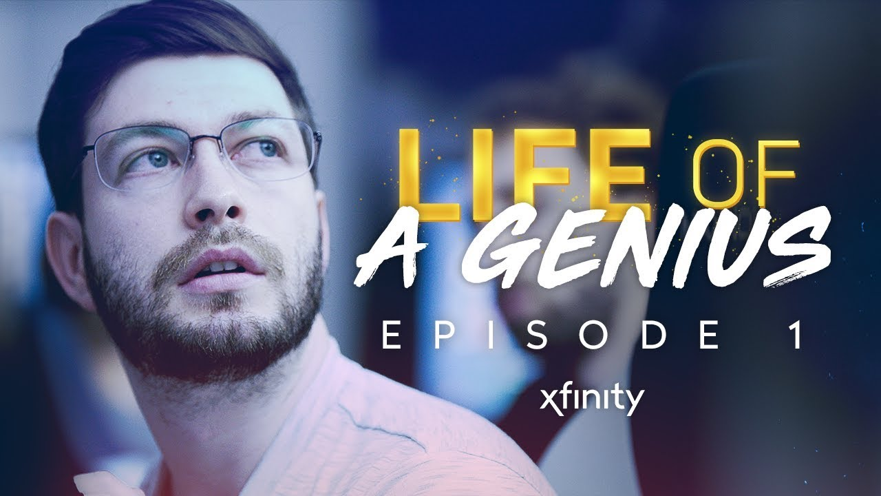 """Download Xfinity Presents: Life of a Genius   Season 2, Episode 1 """"A New Beginning"""""""