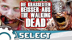 The Walking Dead: Die krassesten Beißer!