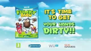 Funky Barn - Trailer (Nintendo Wii U, PlayStation 3, 3DS)