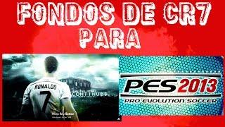 DESCARGAR FONDOS DE PANTALLA DE CR7 PARA PES 2013 PC :) Thumbnail