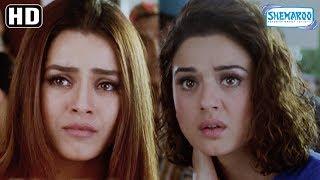 Preity Zinta saves Rekha scene from Dil Hai Tumhara - Arjun Rampal - Mahima Chaudhry - Hindi Movie