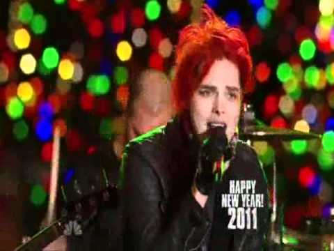 All i want for christmas is you - My chemical romance 2012 - YouTube