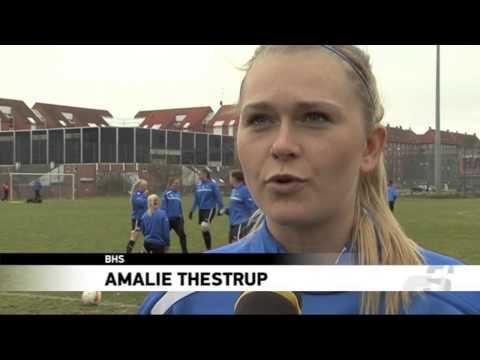 Reportage fra Kanal Sport